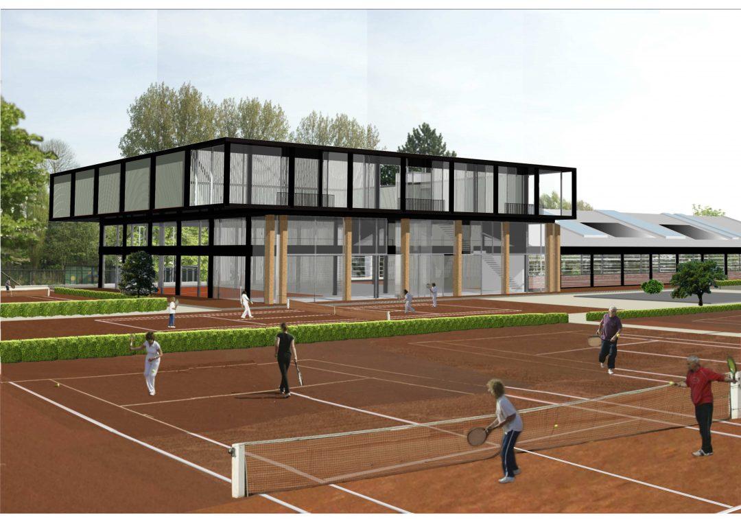 tennispark buitenveldert